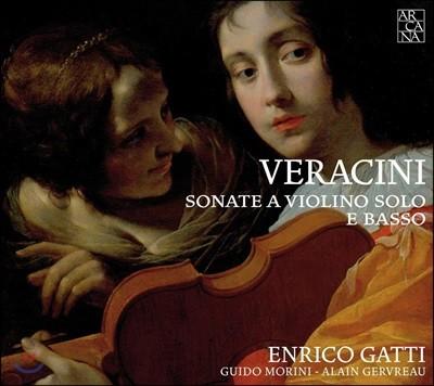 Enrico Gatti 베라치니: 바이올린 소나타 (Veracini: Sonate A Violino Solo E Basso)