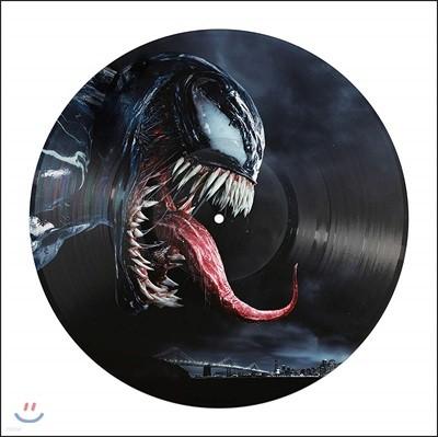 베놈 영화음악 (VENOM OST by Ludwig Goransson) [픽쳐디스크 LP]