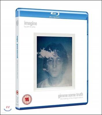 John Lennon / Yoko Ono -  Imagine & Gimme Some Truth [블루레이]