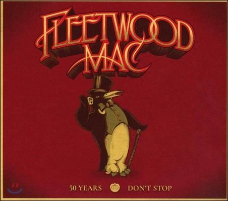 Fleetwood Mac - 50 Years - Don't Stop 플리트우드 맥 데뷔 50주년 기념 베스트 앨범
