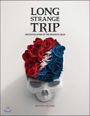 Long Strange Trip - The Untold Story Of The Grateful Dead 그레이트풀 데드 다큐멘터리 [블루레이]