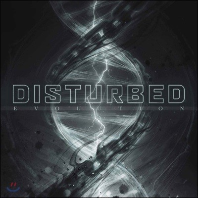 Disturbed (디스터브드) - Evolution 정규 7집 [2LP]