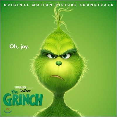 그린치 애니메이션 음악 (Dr. Seuss' The Grinch OST by Danny Elfman)
