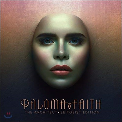Paloma Faith (팔로마 페이스) - The Architect (Zeitgeist Edition) [2CD]