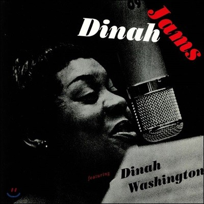 Dinah Washington (디나 워싱턴) - Dinah Jams [LP]