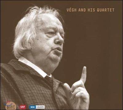 Vegh Quartet 베그 사중주단 연주집 (Vegh And His Quartet) [2CD]