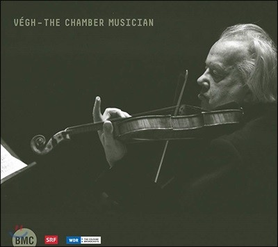 Sandor Vegh 베그가 연주하는 비엔나의 실내악곡 (Vegh: The Chamber Musician) [2CD]