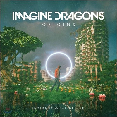 Imagine Dragons - Origins 이매진 드래곤스 정규 4집 [디럭스 에디션]