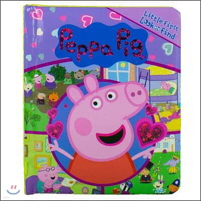 Little First Look and Find Peppa Pig