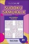 Sudoku Samurai X 200 Normal Puzzles