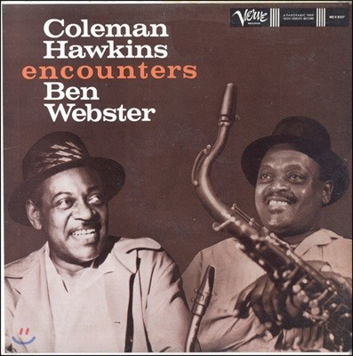Coleman Hawkins / Ben Webster - Coleman Hawkins Encounters Ben Webster [LP]