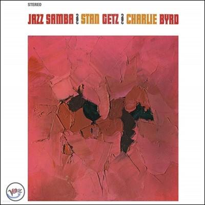 Stan Getz / Charlie Byrd - Jazz Samba [LP]