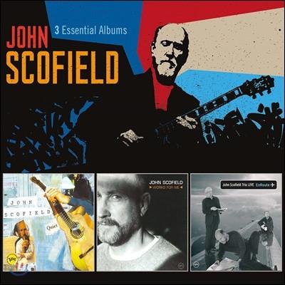 John Scofield (존 스코필드) - 3 Essential Albums