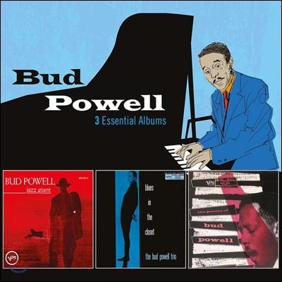 Bud Powell (버드 파웰) - 3 Essential Albums