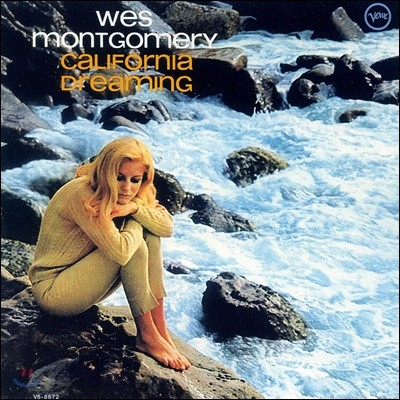 Wes Montgomery (웨스 몽고메리) - California Dreaming [LP]