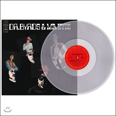 The Byrds - Dr. Byrds & Mr. Hyde [투명 컬러 LP]