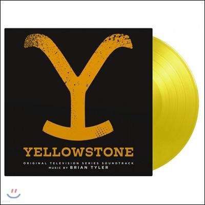 옐로우스톤 영화음악 (YellowStone OST by Brian Tyler) [솔리드 옐로우 컬러 2LP]
