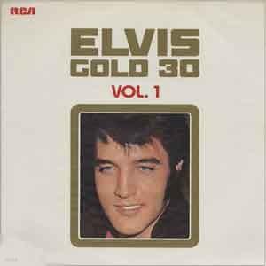 [중고] [LP] Elvis Presley - Elvis Gold 30 Vol.1