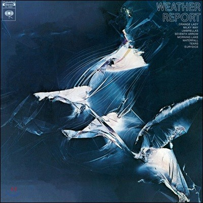 Weather Report - Weather Report 웨더 리포트 데뷔 앨범 [LP]