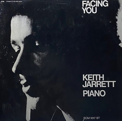 [LP] Keith Jarrett - Facing You (Japan Press)
