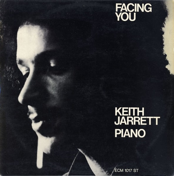 [LP] Keith Jarrett - Facing You (Germany Press)