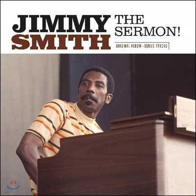 Jimmy Smith (지미 스미스) - Sermon! + 2 [LP]