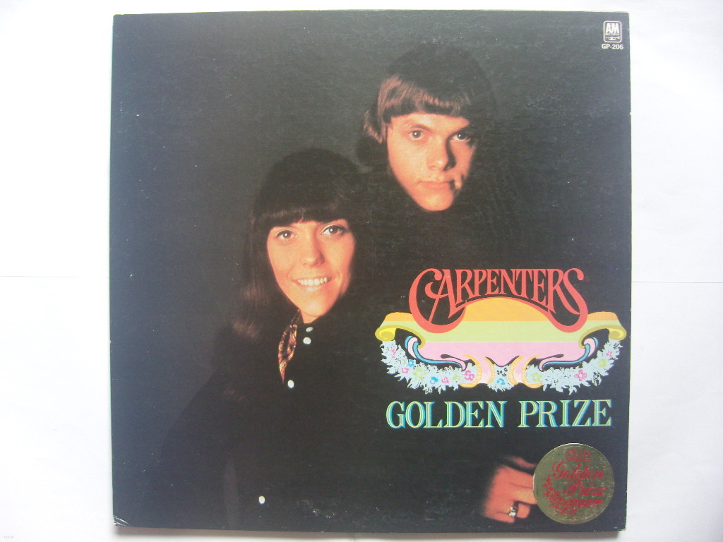 LP(수입) 카펜터즈 Carpenters: Golden Prize