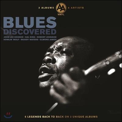 블루스 음악 모음집 (Discovered Blues) [3LP]