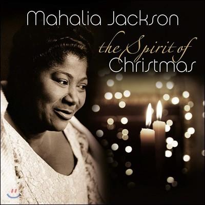 Mahalia Jackson (마할리아 잭슨) - Spirit of Christmas [골드 컬러 LP]