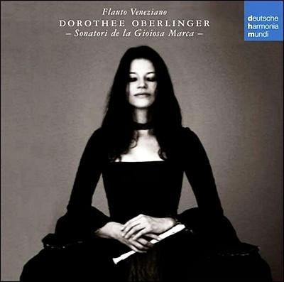 바로크 플루트로 듣는 베네치아의 음악 - 도로테 오베르링거