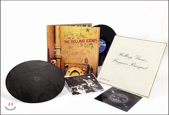Rolling Stones (롤링스톤스) - Beggars Banquet [50th Anniversary Edition 3LP]