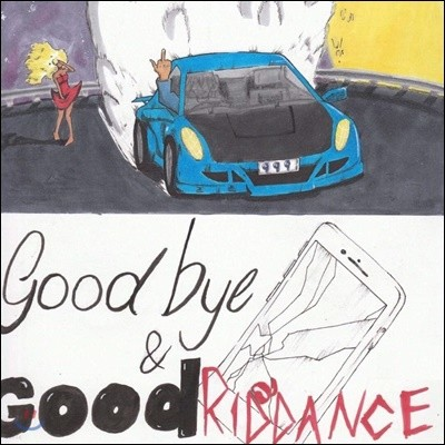 Juice WRLD (주스월드) - Goodbye & Good Riddance [LP]