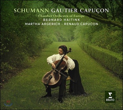 Gautier Capucon 슈만: 첼로 협주곡 (Schumann: Cello Concerto & Chamber Works)