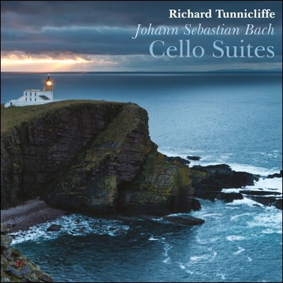 Richard Tunnicliffe 바흐: 무반주 첼로 모음곡 전곡 - 리처드 터니클리프 (Bach: Cello suites)