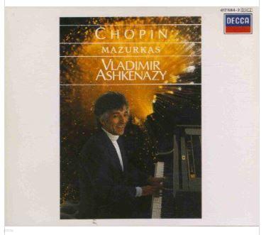 Chopin, Ashkenazy (수입음반)