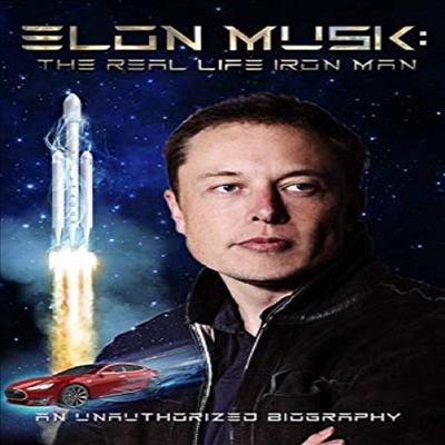 Elon Musk: Real Life Iron Man (엘론 머스크) (지역코드1)(한글무자막)(DVD-R)