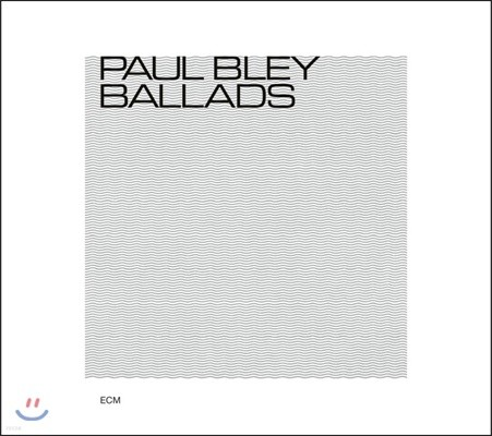 Paul Bley (폴 블레이) - Ballads