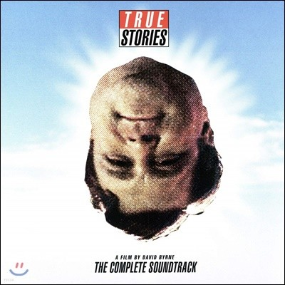 트루 스토리 영화음악 (True Stories: The Complete Soundtrack by David Byrne) [2LP]