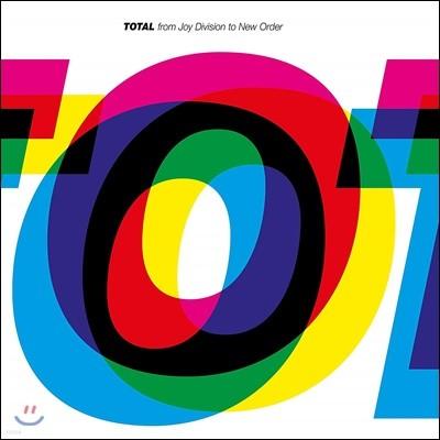 New Order & Joy Division (뉴 오더 앤 조이 디비전) - Total [2LP]