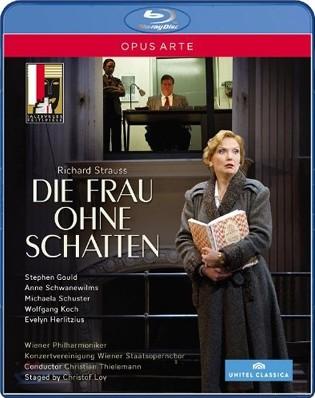 Christian Thielemann 슈트라우스 : 그림자 없는 여인 (Strauss, R: Die Frau ohne Schatten)
