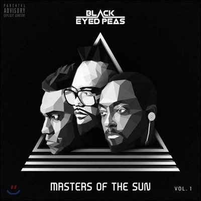 Black Eyed Peas (블랙 아이드 피스) - Masters Of The Sun Vol.1 정규 7집