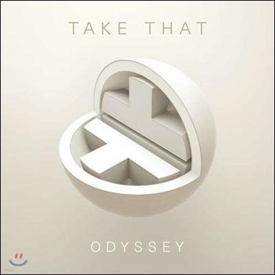 Take That (테이크 댓) - Odyssey [2CD]