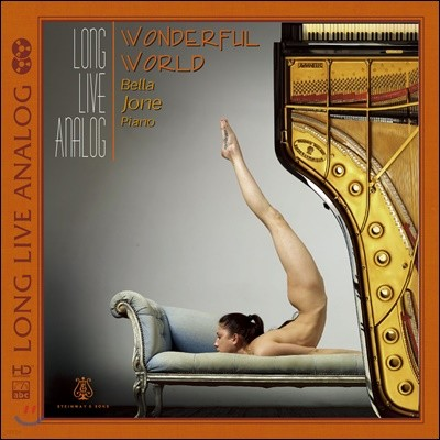Bella Jone (벨라 존) - Wonderful World (Silver Alloy Limited Edition)