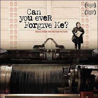 캔 유 에버 포기브 미? 영화음악 (Can You Ever Forgive Me? OST)