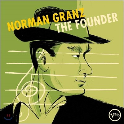 Norman Granz (노먼 그란츠) - The Founder