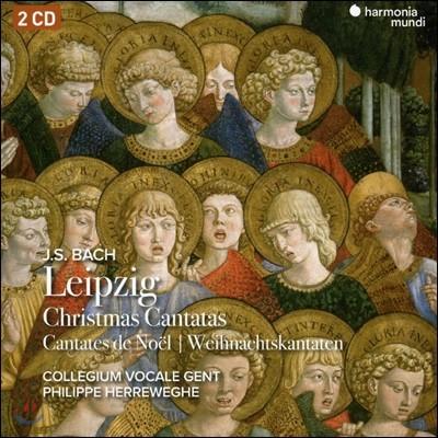 Philippe Herreweghe 바흐: 크리스마스 칸타타, 마그니피카트 BWV 243A (Bach: Christmas Cantatas in Leipzig)