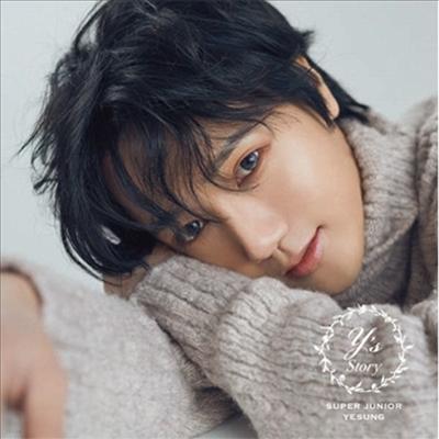 예성 (Yesung) - Story (CD+DVD) (초회생산한정반)