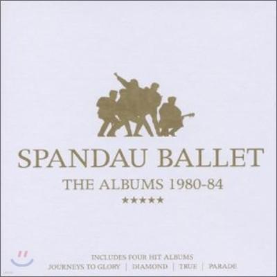 Spandau Ballet - The Album 1980-84
