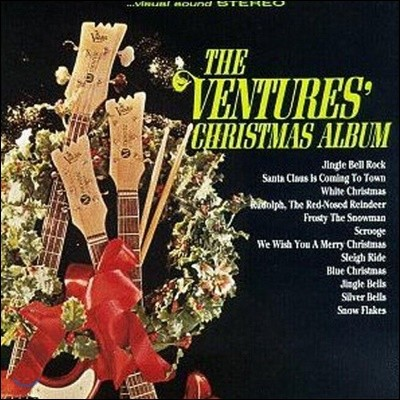 The Ventures (벤처스) - The Ventures' Christmas Album (Deluxe Expanded Mono & Stereo Edition)