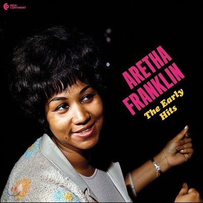 Aretha Franklin (아레사 프랭클린) - The Early Hits [LP]